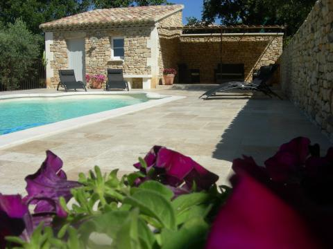 House in Gordes - Vacation, holiday rental ad # 22208 Picture #1