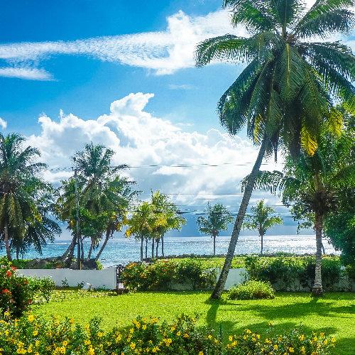Maison Au Cap Seychelles - 7 personnes - location vacances  n°22212