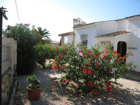 House in Calpe - Vacation, holiday rental ad # 22247 Picture #1