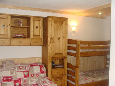 Studio in Les menuires - Vacation, holiday rental ad # 22302 Picture #4