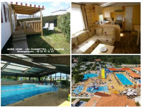 Mobile home in Les Mathes - Vacation, holiday rental ad # 22309 Picture #1
