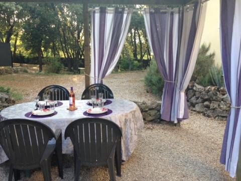 Gite 5 personnes Montauroux - location vacances  n°22389