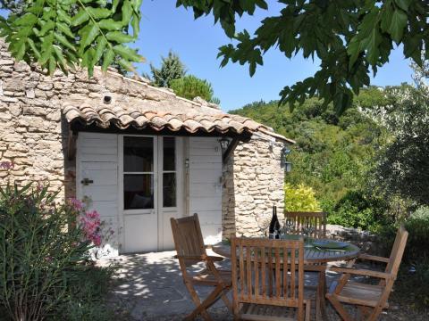 Maison à Gordes à louer pour 4 personnes - location n°22514