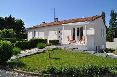 Haus La Rochelle - 8 Personen - Ferienwohnung