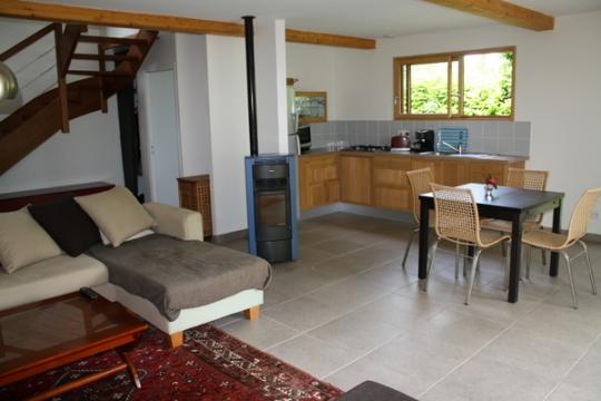 House in rédéné - Vacation, holiday rental ad # 22551 Picture #4