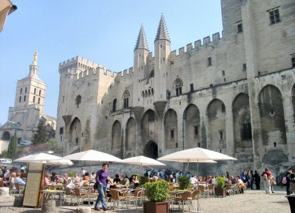 Flat in Avignon Intra Muros - Vacation, holiday rental ad # 22552 Picture #5