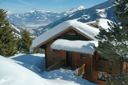 Chalet in Val d'Illiez / Les Crosets - Vacation, holiday rental ad # 22557 Picture #18