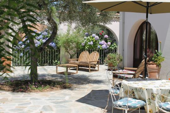 Bed and Breakfast Querciolo Corse Corsica - 2 personen - Vakantiewoning  no 22568