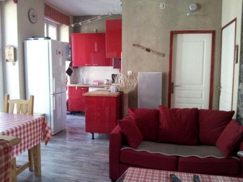 Appartement 6 personnes Cauterets - location vacances  n°22577