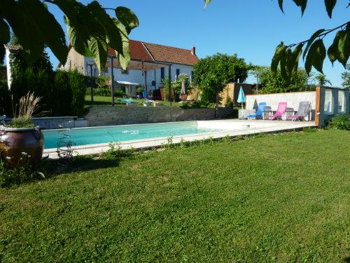 Maison Digoin - 8 personnes - location vacances  n°22670