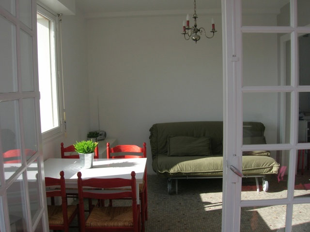 Flat in HOSSEGOR - Vacation, holiday rental ad # 22791 Picture #1