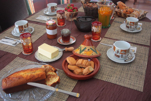 Bed and Breakfast in Querciolo corse corsica - Vacation, holiday rental ad # 22840 Picture #5