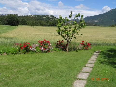 Farm in Gaubert - Digne les Bains - Vacation, holiday rental ad # 22854 Picture #9