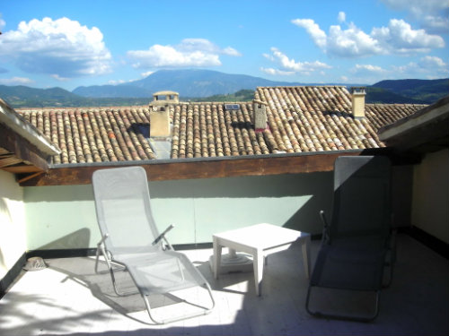 House in Vinsobres - Vacation, holiday rental ad # 22886 Picture #1