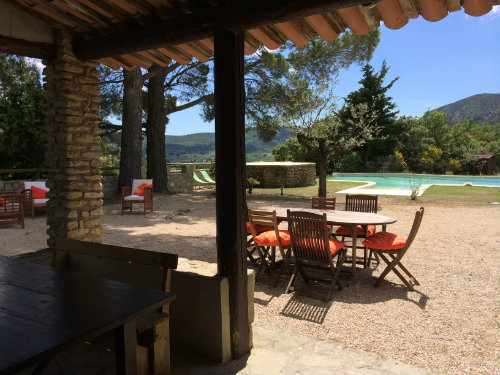House in MALAUCENE - Vacation, holiday rental ad # 22953 Picture #4
