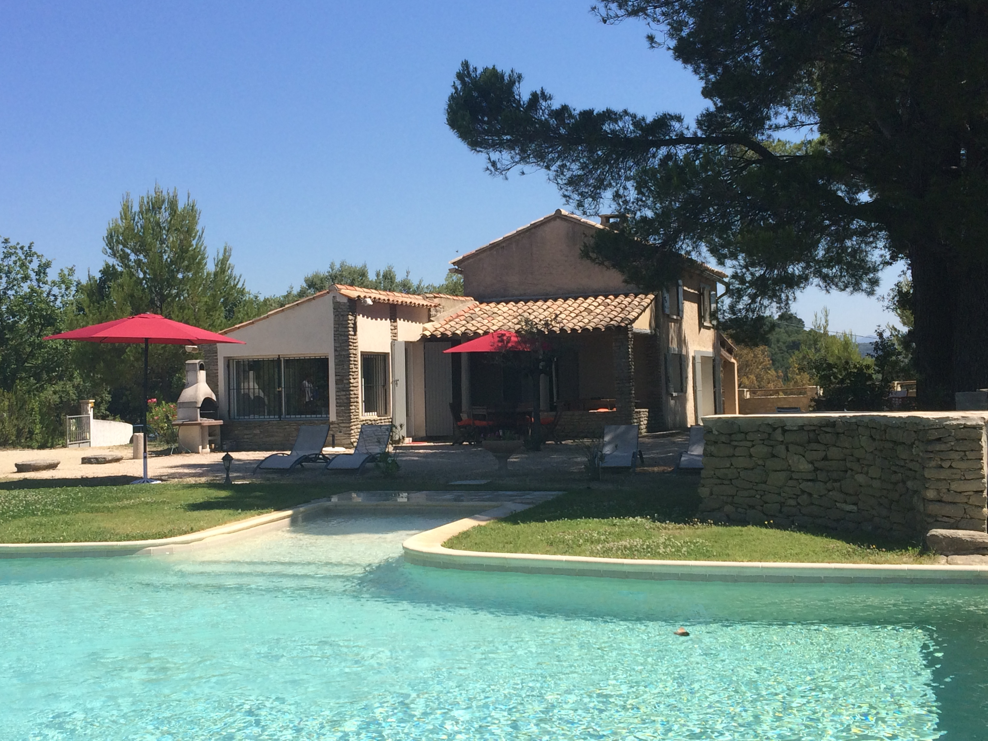 House Malaucene - 6 people - holiday home  #22953