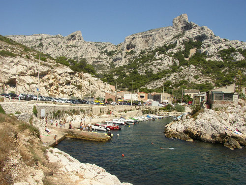 House in Marseille - Vacation, holiday rental ad # 22966 Picture #1
