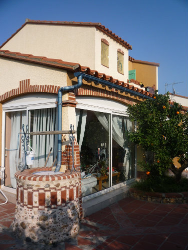 House in Canet en roussillon - Vacation, holiday rental ad # 22973 Picture #0
