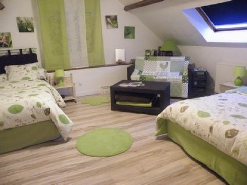 Chambre d'hôtes 4 personnes Beaugency - location vacances  n°22995