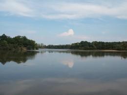 Velles -    view on lake