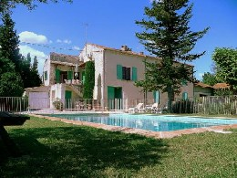 Gite Avignon - 6 personnes - location vacances  n°22043