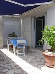 Studio 3 personnes La Rochelle - location vacances  n°22065