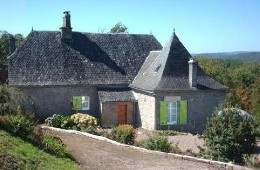 Maison Saint  Martin La Méanne - 5 personnes - location vacances  n°22105
