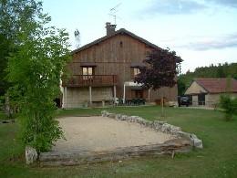 Maison Longchaumois - 6 personnes - location vacances  n�22119
