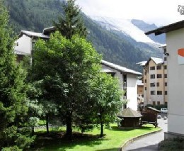 Estudio Chamonix Mont Blanc - 4 personas - alquiler n°22152