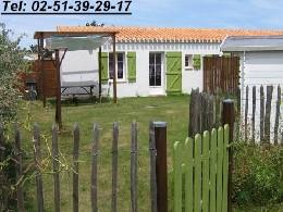 Maison Noirmoutier En L'île - 4 personnes - location vacances  n°22183
