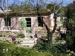 Casa rural 2 personas Nimes - alquiler n°22256