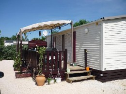 Mobile home Argeles Sur Mer - 4 people - holiday home  #22322