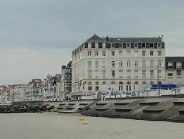 Appartement Wimereux - 4 personnes - location vacances  n�22439