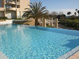 Appartement 6 personnes Juan Les Pins - location vacances  n°22457
