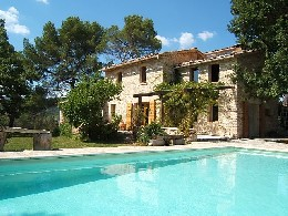 House Forcalquier - 8 people - holiday home  #22469