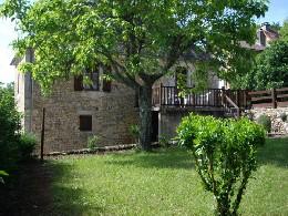 Maison La Cassagne - 4 personnes - location vacances  n°22488