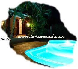 Maison à Saint-leu pour  8 •   avec piscine privée