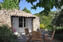 Maison 4 personnes Gordes - location vacances  n°22514