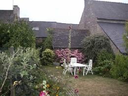 Maison à Pleslin trigavou pour  5 •   jardin
