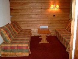 Appartement in Valmorel für  4 •   2 Schlafzimmer