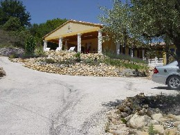 Gite 7 people Saint Ambroix - holiday home  #22702