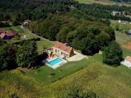 Maison St Crepin Et Carlucet - 8 personnes - location vacances  n°22707