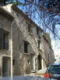 House Vinsobres - 7 people - holiday home  #22886