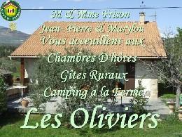 Farm 9 people Gaubert - Digne Les Bains - holiday home  #22893