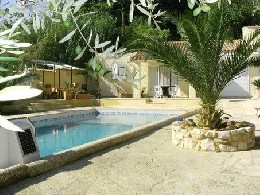 Maison 11 personnes Théziers - location vacances  n°22894
