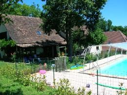 Gite Fleurac - 4 people - holiday home  #22910