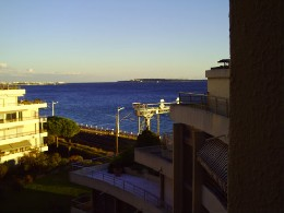 Studio Cannes-la-bocca - 4 personnes - location vacances  n°22940