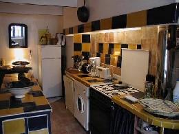 Maison Saint Pons De Thomières - 6 personnes - location vacances  n°22958