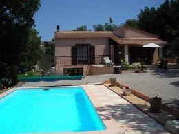 Maison 8 personnes Vidauban - location vacances  n°22999