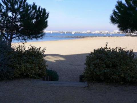 Appartement 4 personnes La Rochelle - location vacances  n°23008